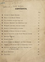 view Report upon maternity and child welfare for the year 1938 / Monmouthshire County Council.