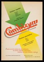 view Combizym ... : Aplicación rápida por inyección intracutánea de Paspat ... / Luitpold-Werk Munich ; literatura a petición Edmundo Stahl & Cia., S.A.