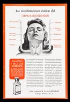 view Las manifestaciones clínicas del hipotiroidismo ... : Coloréticos y colagogos / The Armour Laboratories.