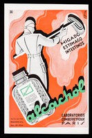 view Alcachol ... : Serocytine : anemias, clorosis, neurastenia, pretuberculosis ... / Laboratoires J. Combefreyroux ; agentes para Cuba Brunschwig & Co.