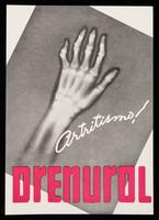 view Drenurol : artritismo! / Laboratorios: Dr. Laureano Pequeño.