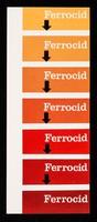 view Ferrocid : preparat gvožđa za peroralno i intravensko lečenje sideropenije i sideropenične anemije.