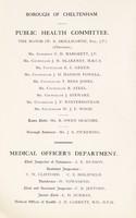 view [Report 1913] / Medical Officer of Health, Cheltenham Borough.