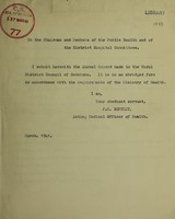view [Report 1939] / Medical Officer of Health, Godstone R.D.C.