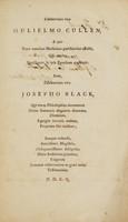 view Dissertatio medica inauguralis, sistens quaedam de palustrium locorum insalubritate a miasmate oriunda / [Stephen Pellet].
