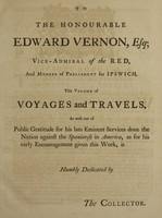view A new general collection of voyages and travels. Consisting of the most esteemed relations, which have been hitherto published in any language; comprehending everything remarkable in its kind, in Europe, Asia, Africa, and America.