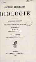 view Action de la quinine sur les parasites malariques et sur les accès fébriles qu'ils déterminent / observations du Camillo Golgi.