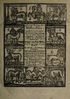view Markham's master-piece. Containing all knowledge belonging to the smith, farrier, or horse-leach / [Gervase Markham].