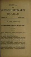 view Les tumeurs malignes primitives de la trompe utérine (suite et fin) / par Louis Danel.