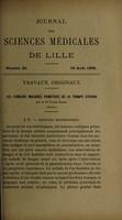 view Les tumeurs malignes primitives de la trompe utérine (suite). II, Anatomie microscopique / par Louis Danel.