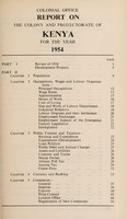 view Annual report on the Colony and Protectorate of Kenya / Colonial Office.
