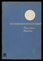 view Physician's bulletin commemorating the 25th anniversary of the discovery of insulin.